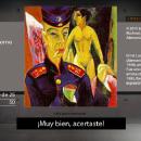 """""""100 Obras Famosas"""" Trivia en Facebook"""