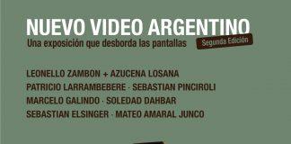 Nuevo Video Argentino en Itaú cultural