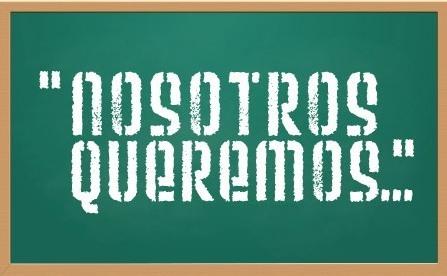"""Concurso solidario: """"NOSOTROS QUEREMOS…"""""""