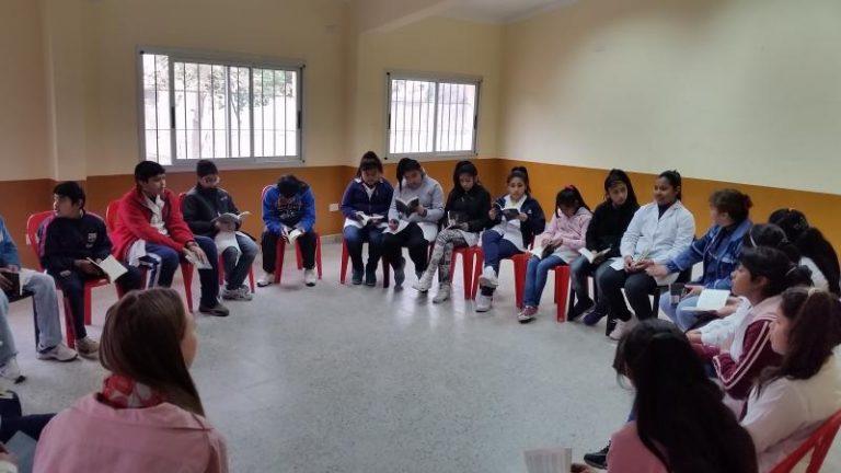 Tertulias Dialógicas Literarias: el diálogo como centro del aprendizaje