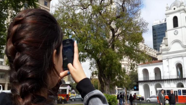 Curiosa mi Ciudad: proyecto de investigación con dispositivos móviles